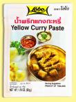 Yellow Curry Würzpaste
